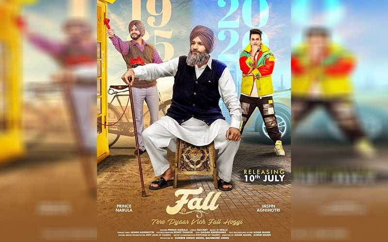 Prince Narula Next Music Video 'Fall' Released