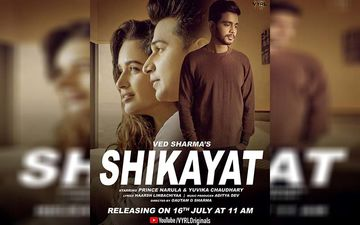 Prince Narula, Yuvika Chaudhary Starring Song 'Shikayat' Released