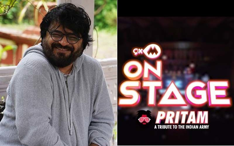9XM On Stage With Pritam: Music Director's Melodious Ode To The Indian Army And Their Families - VIDEO