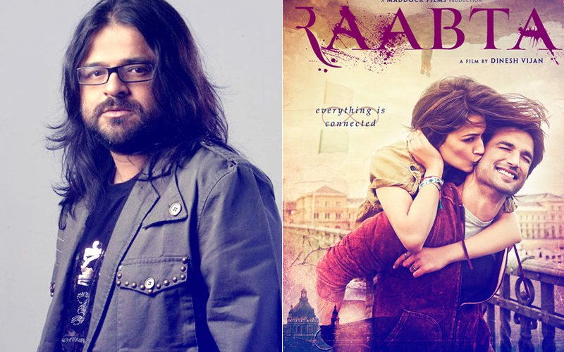 Pritam Opts Out Of Sushant Singh Rajput And Kriti Sanon's Raabta