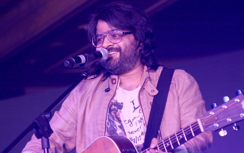 Pritam Takes A Break From Composing Music; Says 'Will Be Back In A Year's Time'