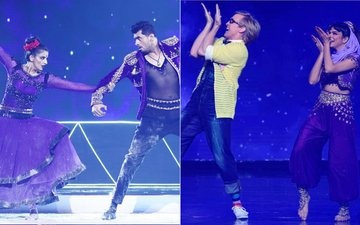 NACH BALIYE 8: Pritam Singh & Amanjot Back As Wild Cards, Aashka Goradia & Brent Goble Eliminated