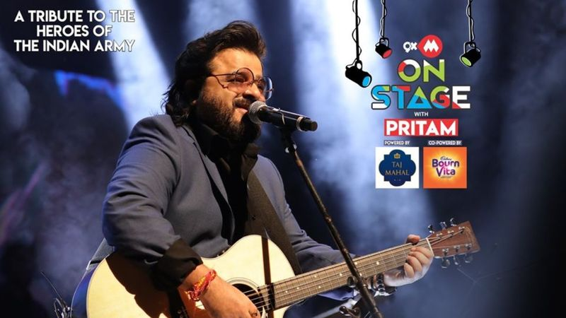 9XM On Stage With Pritam: Ace Musician Wows Audiences With His Magical Performance; Re-Run For Quarantine Relief