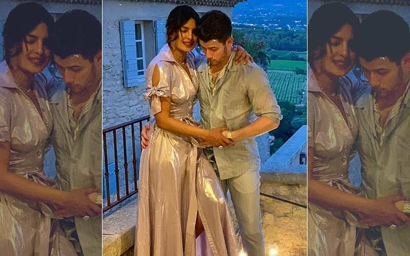 Priyanka Chopra-Nick Jonas' Monochrome Picture Will Make You Miss Your Bae