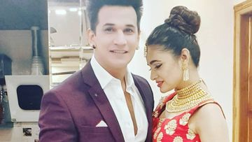 Yuvika Chaudhary's Love-Filled PDA For Hubby Prince Narula Is Absolute Goals, Makes Fans Go 'PriVika Forever'