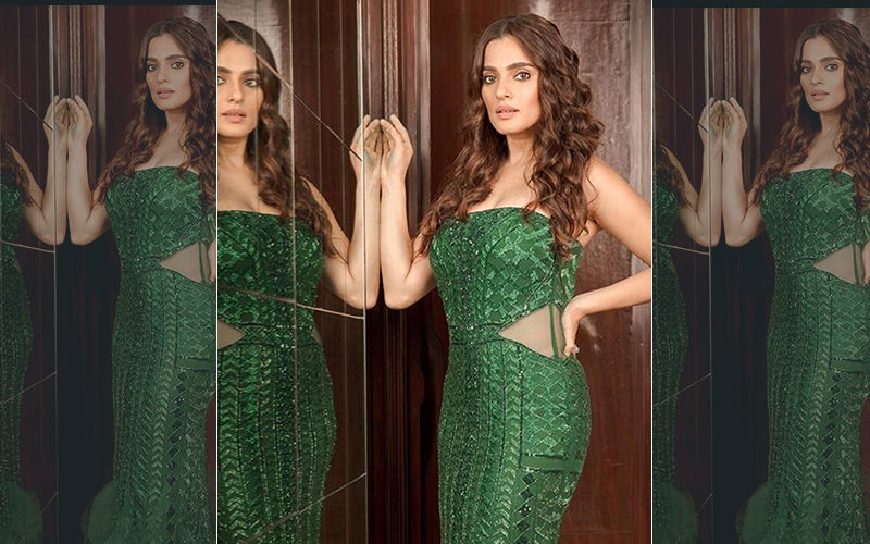 Priya Bapat Looks Her Slytherin Best In This Hot Avatar