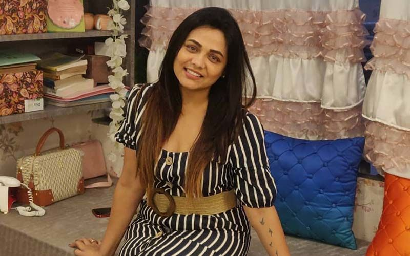 Priya Marathe Shares Photos Of Studio Designed By Prarthana Behre