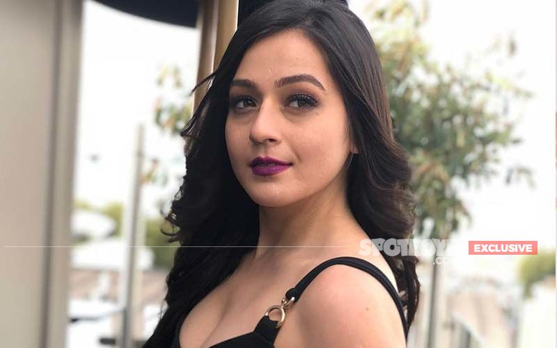 Priyal Gor Says 'I Was In A State Of Shock' When I Learnt My Bollywood Debut Badnaam Had Already Been Released-EXCLUSIVE