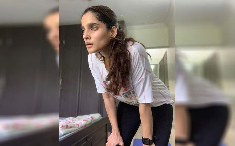 Priya Bapat Talks About Her Lifestyle Focusing On Mental And Physical Fitness In Her New Post