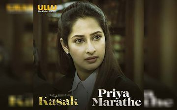 Kasak: Priya Marathe Unveils The Character Poster From Her Brand New Web Series