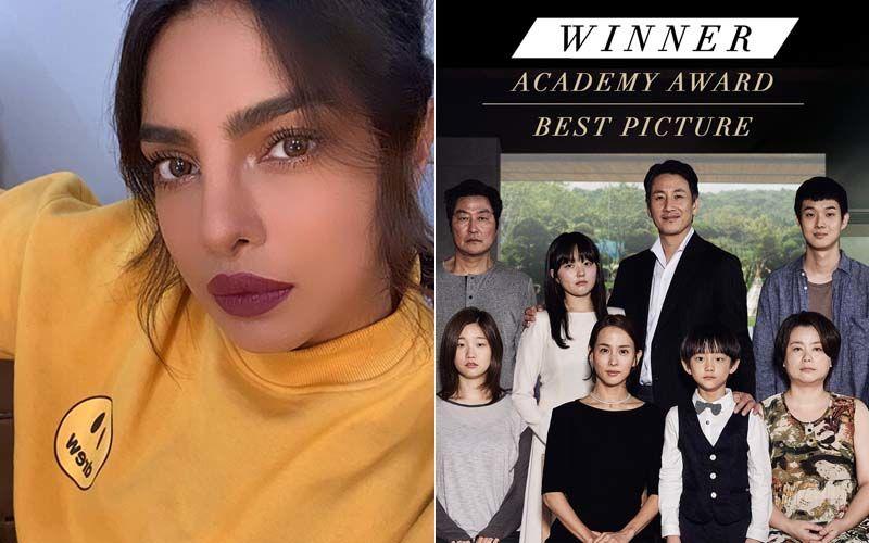 Oscars 2020: Priyanka Chopra Congratulates Team Parasite For Being First Non-English Film To Sweep Academy Awards