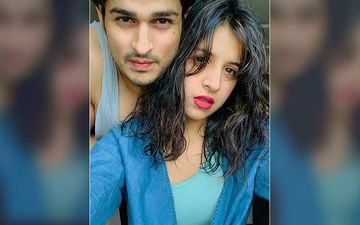 Bigg Boss 11's Priyank Sharma Shares A Rockstar Picture With His Babe Benafsha Soonawalla And Calls Themselves 'THE BOOGS'