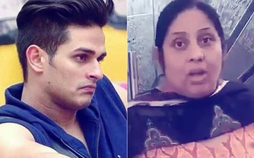 Priyank Sharma's Mother Will Throw Him Out Of The House If....