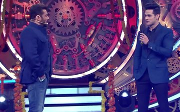 Priyank Sharma Is Back On Bigg Boss 11, Shares Stage With Salman Khan