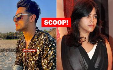 Priyank Sharma Ditches Ekta Kapoor, Runs Away From The Cricket Field!