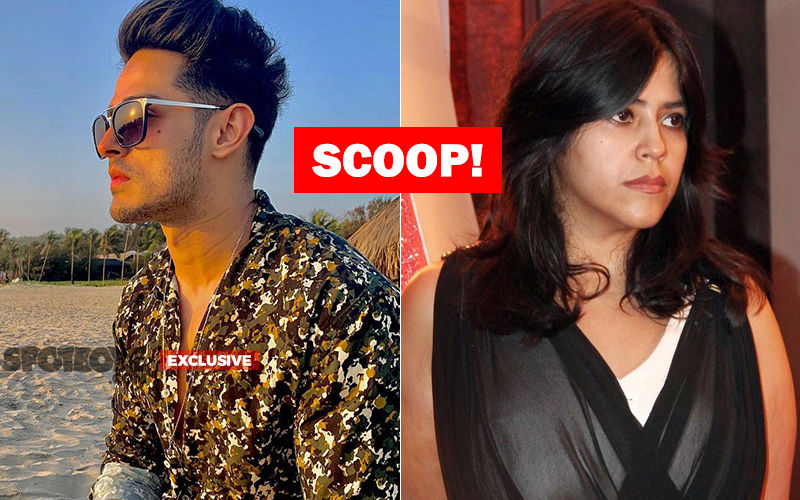 Priyank Sharma Ditches Ekta Kapoor, Runs Away From The Cricket Field!