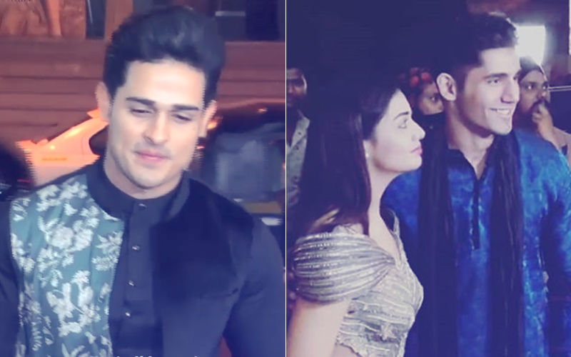 Priyank Sharma Bumps Into Ex Divya Agarwal And Her New BFF Varun Sood, Things Get A.W.K.W.A.R.D