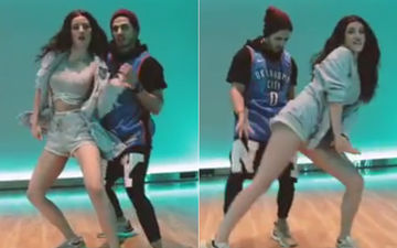 Priyank Sharma Shares A Dance Video With Natasa Stankovic; Calls Her A Star! Benafsha Soonawalla, Are You Listening?