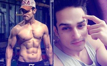Hotness Alert! 10 Shirtless Pictures Of Priyank Sharma That Will Make Women Weak In their Knees