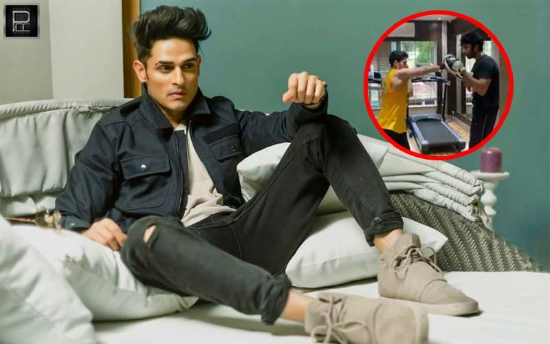 Puncch Beat: Priyank Sharma Takes Boxing Lessons, Wants To Better His Game For Season 2