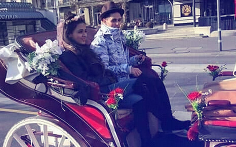 WOAH! Priyank Sharma Is ROMANCING Tejasswi Prakash In Switzerland. Here's The Proof...