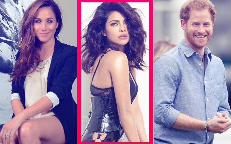 Will Priyanka Chopra Be Attending The Royal Wedding Of Prince Harry & Suits Actress Meghan Markle?