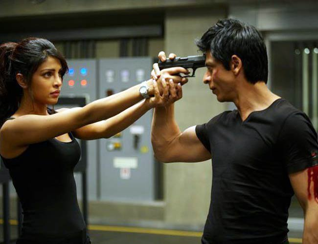 priyanka and srk in don