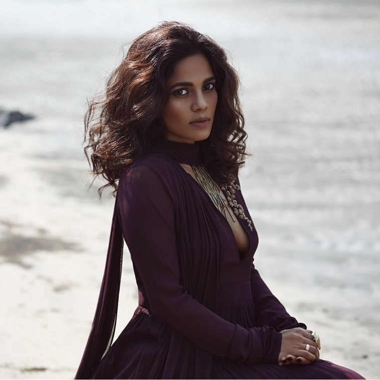 Priyanka Bose Poses For A Photoshoot