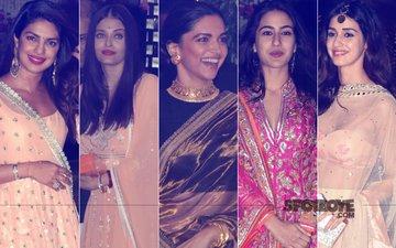 BEST DRESSED & WORST DRESSED At Mukesh Ambani's Party: Priyanka Chopra, Aishwarya Rai Bachchan, Deepika Padukone, Sara Ali Khan Or Disha Patani?