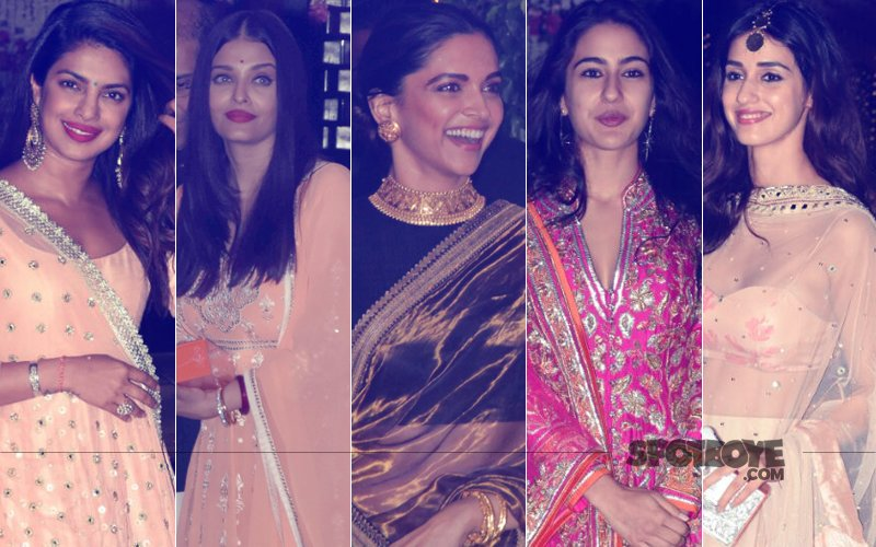 BEST DRESSED & WORST DRESSED At Mukesh Ambani's Party: Priyanka Chopra, Aishwarya Rai Bachchan, Deepika Padukone, Sara Ali Khan Or Disha Patani?