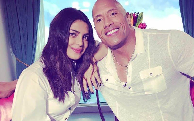 This Is What Priyanka Chopra Was Nicknamed On Baywatch Sets By Dwayne Johnson...