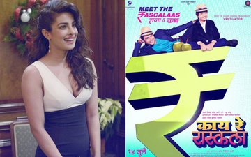 Priyanka Chopra Introduces The World To Her Two Rascals- Raja & Guddu