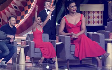 Priyanka Chopra Turns Celebrity Judge Along With Joel McHale For The Gong Show