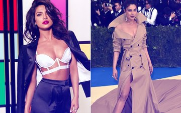 Priyanka Chopra's Witty Response To Those Who Trolled Her Met Gala 2017 Outfit
