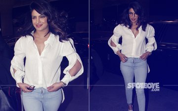 Priyanka Chopra Leaves For Ireland To Resume Quantico 3 Shoot