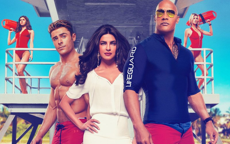 Baywatch Hollywood Review: Critics SLAM The Film But Praise Priyanka Chopra, Tag Her 'Underused'