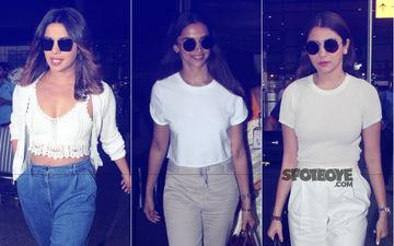 Priyanka Chopra, Deepika Padukone & Anushka Sharma Want 'Peace' While Travelling