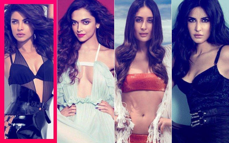 Priyanka Chopra Beats Deepika, Katrina, Kareena To Grab Numero Uno Slot On India's Score Trends Chart