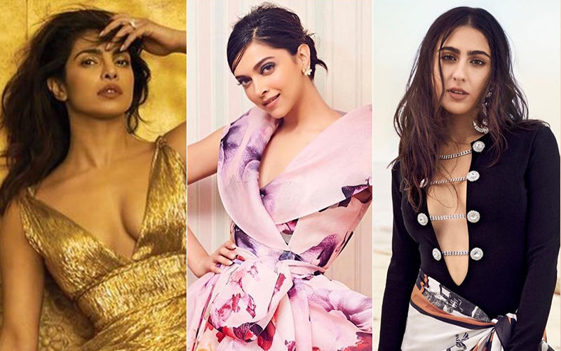 Priyanka Chopra, Deepika Padukone, Sara Ali Khan Win Instagrammers Of The Year Award