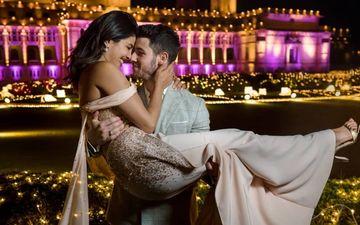 रिसेप्शन से पहले प्रियंका चोपड़ा ने निक जोनस के साथ बेहद ही रोमांटिक तस्वीर को किया शेयर