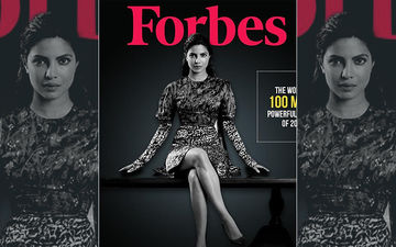 Priyanka Chopra Is On Cloud Nine, Makes It To The Forbes Most Powerful Women List for the Second Time