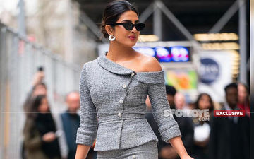 Priyanka Chopra Jonas: 'I Miss Indian Food The Most In The US, Wahan Khaana Dabbo Mein Aata Hai'- EXCLUSIVE