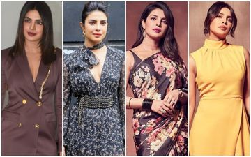 Priyanka Chopra Jonas Is Killing It In India! 4 Looks In 48 Hours For The Sky Is Pink Promotions- Which One Is Your Favourite?