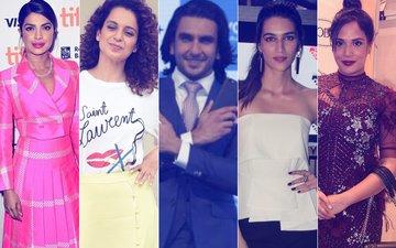 STUNNER OR BUMMER: Priyanka Chopra, Kangana Ranaut, Ranveer Singh, Kriti Sanon Or Richa Chadha?
