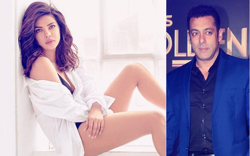 Not Just 1, You Will See 5 Avatars Of Priyanka Chopra In Salman Khan's Bharat...