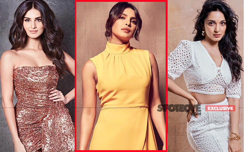 Priyanka Chopra May Get Replaced As The Face Of A Hair Oil Brand By Tara Sutaria Or Kiara Advani?- EXCLUSIVE