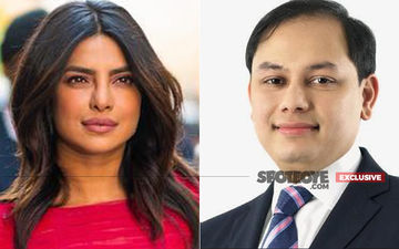 Priyanka Chopra Meets Pranav Adani Of The Adani Group: Did Her Manager Get A Rap On Her Knuckles? - EXCLUSIVE