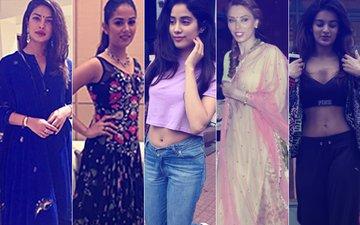 STUNNER OR BUMMER: Priyanka Chopra, Mira Rajput, Jhanvi Kapoor, Iulia Vantur Or Nidhhi Agerwal?