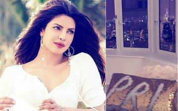 INSIDE PICS: Priyanka Chopra Gives A Sneak Peek To Her New House In NYC