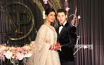 Priyanka Chopra-Nick Jonas' First Pictures From Delhi Reception Out Now